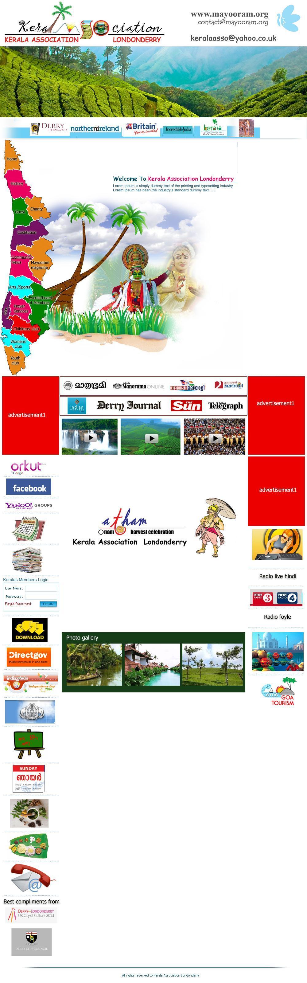 kerala association