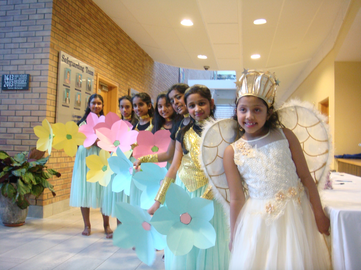 Onam Fashion Show For Kids